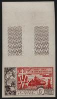 St. Pierre & Miquelon 1954 - Mi-Nr. 374 ** - MNH - Ungez. / Imp - Schiffe - Unused Stamps
