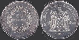 Pièce De 50 Fr Année 1978 - M. 50 Francs