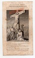 AVIS DECES DE 1855 - FRANCOIS JOSEPH POLYDORE COMTE DE LA ROCHEFOUCAULD - MINISTRE PLENIPOTENTIAIRE - LEGION D'HONNEUR - Avvisi Di Necrologio