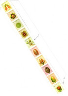 """Série """"Fruits Des Arbres"""" - Coil Stamps"""