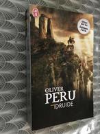 J'AI LU FANTASY  DRUIDE  Olivier PERU  602 Pages - 2012 Comme Neuf - Fantastic