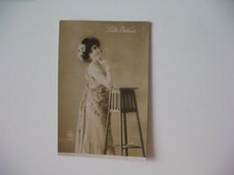 CPA Espagne Artiste Femme  - Tajeta Fotografica -  Artista   Lolita Ordonez  - Postkarte Spanien - Otros