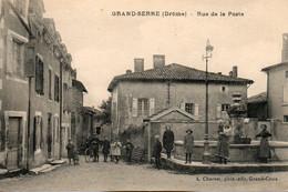 Grand-serre - Rue De La Poste - Other Municipalities