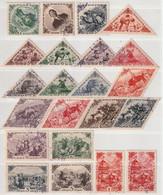 TOUVA - N°64/85 Obl (1936) 15e Anniversaire De La République - Tuva