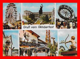 CPSM/gf MUNCHEN (Allemagne)  Gruss Vom Oktoberfest...B955 - Muenchen