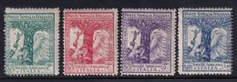Somalia Pro Società 1928 Serie Completa Sass. 112/115 MNH** Cv 60 - Somalie