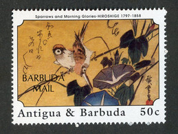 """BC 8161 """"Offers Welcome"""" Scott 1199 M* - Antigua And Barbuda (1981-...)"""
