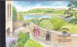 Alderney 2000, 158/65 MH 3, Bokklet,  Historische Entwicklung Von Alderney.  MNH ** - Alderney