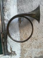 Cor De Chasse Vintage - Strumenti Musicali