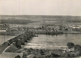27* GAILLON  Barrage De  Port Mort  (CPSM 10,5x15cm)    RL16,1564 - Otros Municipios