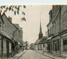 27* THIBERVILLE Place De L Eglise  (CPSM 10,5x15cm)   RL16,1588 - Autres Communes