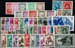 1941 Volledige Jaar Incl. BL10, 10A, 11, 12 En 17 En Zegels Uit De Blokken - POSTFRIS - Full Years