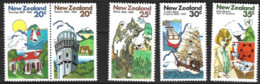 New Zealand  1981  SG   1256-60  Commemorations   Unmounted Mint - Unused Stamps