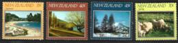 New Zealand  1981  SG   1266-9  New Zealand Scenes   Unmounted Mint - Unused Stamps