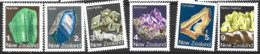 New Zealand  1982  SG   1277-82   Minerals  Unmounted Mint - Unused Stamps