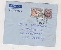 ZANZIBAR 1964 Nice Airmail Postal Stationery - Zanzibar (1963-1968)