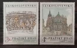 Tchécoslovaquie 1981 / Yvert N°2462-2463 / ** - Nuovi
