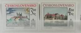 Tchécoslovaquie 1981 / Yvert N°2445-2446 / ** - Nuovi