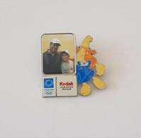 2004 Athens Olympic Games, Kodak Rare Pin - Jeux Olympiques
