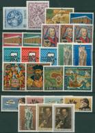 Portugal Kompletter Jahrgang 1969 Postfrisch (SG30802) - Años Completos