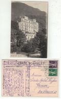 Suisse // Schweiz // Vaud //  Montreux-Territet, Hôtel Bonivard - VD Vaud