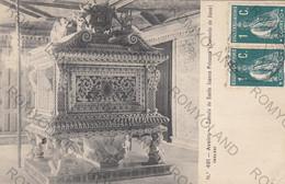 CARTOLINA  AVEIRO,PORTUGALLO,TUMULO DE SANTA JOANNA PRINCEZA (CONVENTO DE JEZUS),VIAGGIATA 1913 - Aveiro