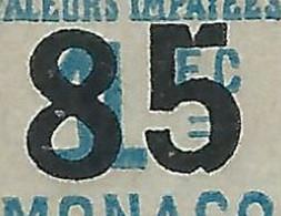 MC4-/-720-  N° 149b,  * * , CHIFFRE 5  DEFECTUEUX , COTE 40.00 €  VOIR IMAGES POUR DETAILS, IMAGE DU VERSO SUR DEMANDE, - Errors And Oddities