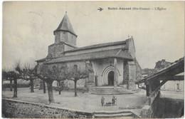 87 SAINT-AUVENT L'église - Otros Municipios