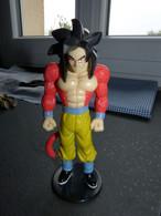 Figurine DRAGON BALL - SANGOKU SUPER GUERRIER 4 -1996 -  B.S/S.T.A 14,5 Cm - PVC - Drang Ball