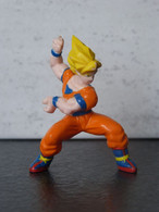 Figurine DRAGON BALL - SANGOKU SUPER SAYAN (1) - 1989 -  AB 5,5 Cm - PVC - Drang Ball