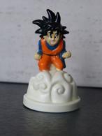 Figurine DRAGON BALL - SANGOTEN - 1989 -  B.S/S.T.A 6 Cm - PVC - Drang Ball