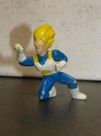 Figurine DRAGON BALL - VEGETA SUPER SAYAN (2) - 1989 - B.S/S.T.A 5 Cm - PVC - Drang Ball