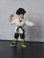 Figurine DRAGON BALL - VIDEL (1) - 1989 -  AB 6 Cm - PVC - Drang Ball