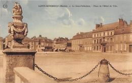 51 - SAINTE-MENEHOULD - La Sous-Préfecture - Place De L'Hôtel De Ville. - Sainte-Menehould
