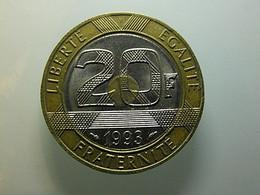 France 20 Francs 1993 - L. 20 Francs