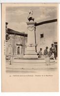 THEZAN - Fontaine De La République - Autres Communes