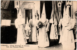 6GE 519. LIMOGES - MUSEE MUNICIPAL DE L'EVECHE 0 SALLE DES PENITENTS BLANCS - Limoges