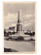 19... BISCEGLIE 1 MONUMENTO AI CADUTI EDITA 1934  BARI - Bisceglie