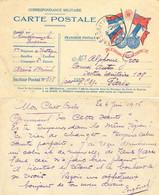 GUERRE 14-18 1er REGIMENT DE MONTAGNE 5e Batterie ARMÉE D'ORIENT TRESOR ET POSTES *508*  6-6-16 => CONVOI AUTO B.C.M. - Guerre De 1914-18