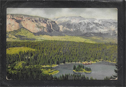 AK 0750  Waldhaus-Flims / Cauma-See Ab Mutta Um 1911 - GR Grisons