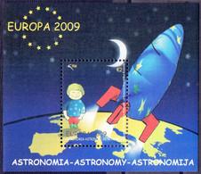 KOSOVO - EUROPA  ASTRONOMIA - CHILDREN PAINTING - **MNH - 2009 - 2009
