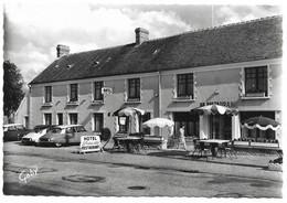 61 Fontenai Sur Orne Hotel Restaurant Du Faisan Doré Avec Automobiles Citroën DS (carte Vierge) - Altri Comuni