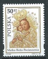 Pologne YT N°3453 Sanctuaire Marial Neuf ** - Ungebraucht