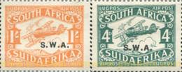 Ref. 363446 * MNH * - SOUTH WEST AFRICA. 1930. AIRCRAFTS . AVIONES - Südwestafrika (1923-1990)
