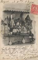 Boutique Epicier Grocery  Poterie Tunisie Envoi Aux Cognées Luçay Le Male Neuillé Pont Pierre - Shopkeepers