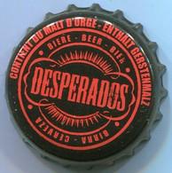 CAPSULE-BIERE-FRA-BRASSERIE FISCHER Desperados Noir - Beer