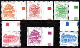 Vietnam 2394/99 Pont Pagode - Ponti