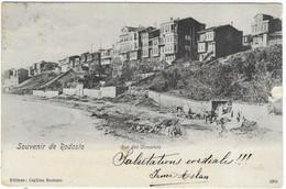 Carte Postale Rodosto (Tekirdag) Turquie / Rue Des Consulats / Signée Aslan - Turchia