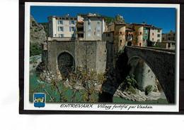 04 - ENTREVAUX - Village Fortifié - 1417 - Andere Gemeenten