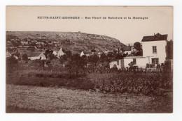 21 COTE D'OR - NUITS SAINT GEORGES Rue Henri De Baherzre Et La Montagne - Nuits Saint Georges